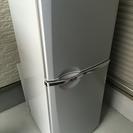 冷蔵庫 シルバー