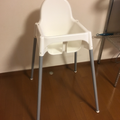 IKEA 子供用ダイニングチェア