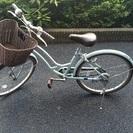 女の子 ポンポネット自転車 22インチ