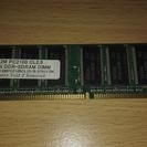 メモリ 512M 184pin DDR-SDRAM DIMM