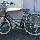 自転車26インチ、無料