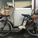 ブリジストン アンジェリーノ電動自転車