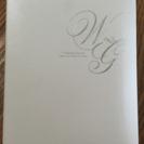 結婚式♡芳名帳