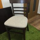木製アンティーク椅子!2脚価格/配送もします!