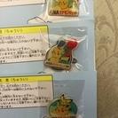 【貴重】ANA ポケモンピンバッジ 全3種 新品未使用!