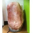 岩塩ランプ(要修理)