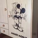ミッキーマウス ベビータンス