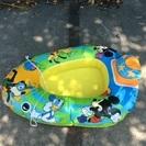 子供用 ボート浮輪