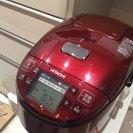 (取引完了)日立 IH ジャー炊飯器 蒸気カット