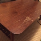 【無料にしました】北欧風ローテーブル
