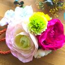 【ママ必見】9/28七五三髪飾りワークショップ