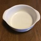 グラタン皿 白色