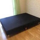 【商談中】使用期間半年 ダブルベッド
