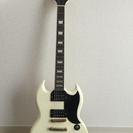 エレキギター(バッカスのSG)
