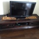 アジアンのテレビボード