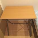 ニトリ 折りたたみテーブル