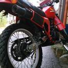 HONDA XL200R 新品タイヤ、新品バッテリー付き
