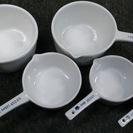 計量カップ 陶器