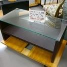 ガラストップテーブル(2808-09)