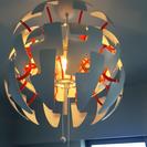【取引完了】ペンダントランプ 板橋区 IKEA 照明器具 ペンダン...