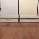 ベッド下収納 布製  箱型