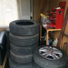 中古タイヤ無料 サイズ あるかも