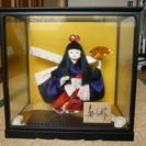 至急 日本人形あげます 横浜市旭区