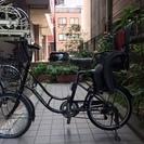 子供乗せ自転車 あげます