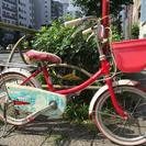 子供自転車 あげます。