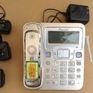 パイオニア 電話 子機3台付 難有