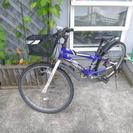 中古自転車24インチスポーツタイプ(男児向け)