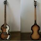 バイオリンベース ホフナ-タイプ グレコ製・美品
