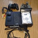 SCPH-39000 SCPH-10350 MAXTOR200GB付