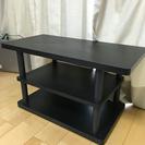 テレビ台 黒