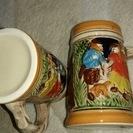 ビアカップ 陶器