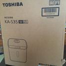TOSHIBA 加湿器2014年製