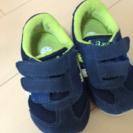 アシックス 12.5㌢ 靴