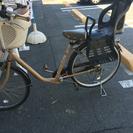 子どもと乗せ自転車