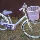 22インチ 女の子自転車