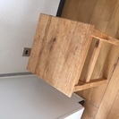 IKEA 木製椅子(スツール)
