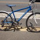 お買い上げ有難うございましたクロスバイク 自転車 700c 3×7S