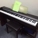 【終了】【電子ピアノ】カシオ PX-700 (高低イス付き) 🎶