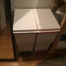 大きめゴミ箱セット