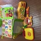 海外へ引っ越すため、アンパンマンキャラクターのおもちゃを譲ります!...