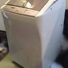 交渉中です。【不具合あり】サンヨー洗濯機 7kg お譲りします。