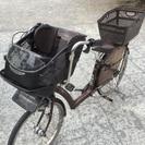 美品‼︎ 状態良好3人乗り自転車