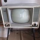 希少レトロ 真空管テレビ
