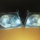 H58、H53パジェロミニ ヘッドライト 2個セット