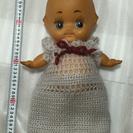 究極に可愛いキューピー人形40cmの超特大■アンティークなお品物で...