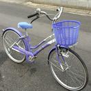 【お引取り感謝】鹿児島発・引き取りのみ・24インチ・子供用自転車・中古